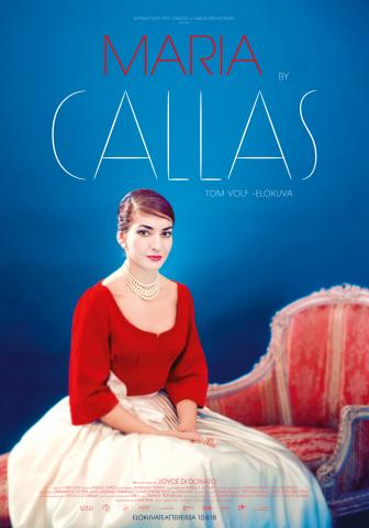 Maria by Callas juliste