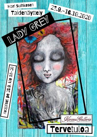 Mari Suihkonen-Lady Grey